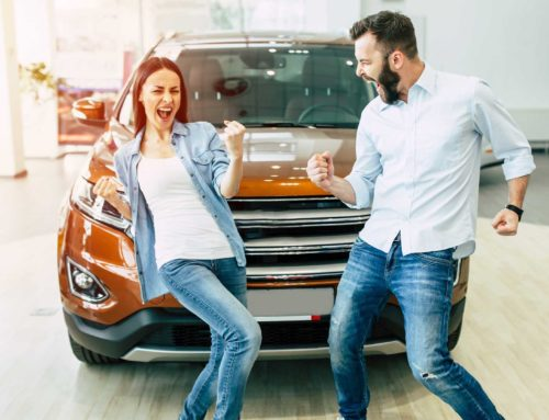 Buying your first car? Get auto insurance