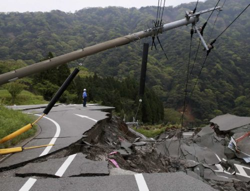 Earthquake risk requires smart planning and insurance
