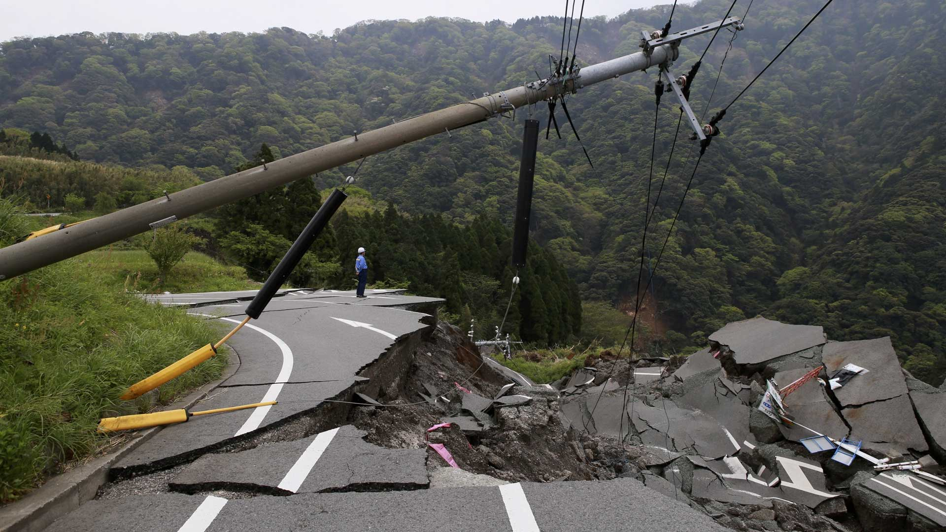 Earthquake Insurance from April Insurance Agency in San Francisco California