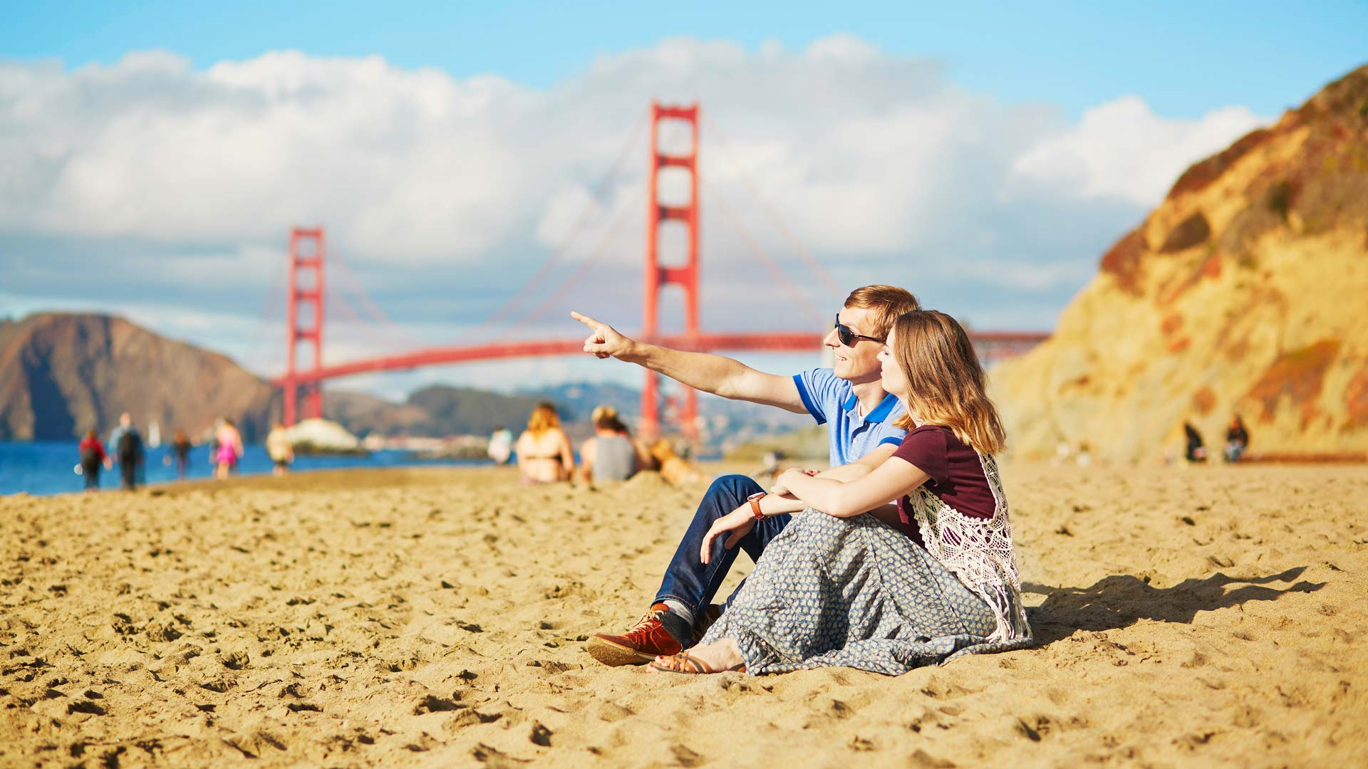 Family in San Francisco with Health Insurance from April Insurance Agency in San Francisco California
